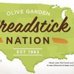 FREE Olive Garden Breadstick Sandwiches