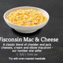 FREE Mac and Cheese at Noodles & Company