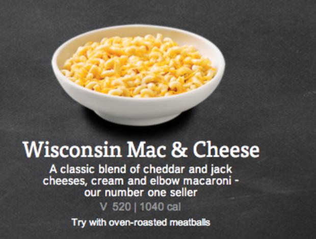 free mac and cheese at noodles  company  salt lake city