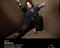 Elektra: Met Opera FREE Screening