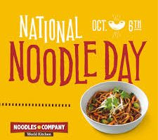 FREE Mac & Cheese for National Noodle Day