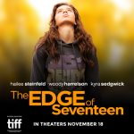 FREE Edge of Seventeen Tickets