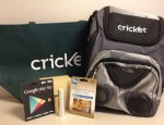 Win a $295 Cricket Wireless Prize Pack