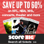 Score Big Black Friday and Cyber Monday Ticket Sale