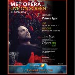 FREE Tickets to The Met's Screening of Prince Igor