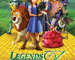 Win FREE Tickets to Legends of Oz: Dorothy's Return