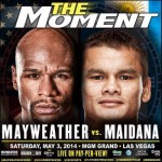 FREE Tickets to THE MOMENT: MAYWEATHER vs MAIDANA fight