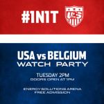 FREE World Cup Viewing Party