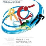 FREE Olympic Day at Oval June 20