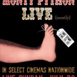 FREE Tickets to Monty Python Live