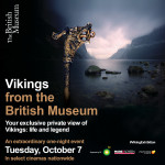 FREE Tickets to VIKINGS FROM THE BRITISH MUSEUM