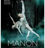 FREE Tickets to Royal Opera House Ballet's MANON (Fathom Events)